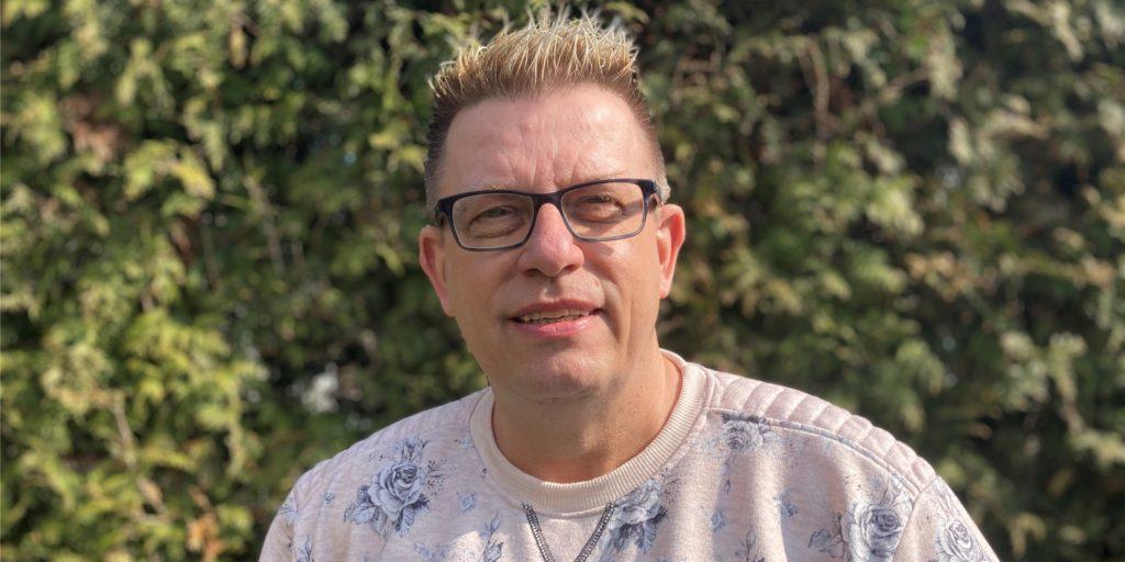 Jörg Schlösser ist in Castrop-Rauxel ein bekannter Entertainer. Unter anderem organisiert er die jährlich stattfindende Aids-Gala.