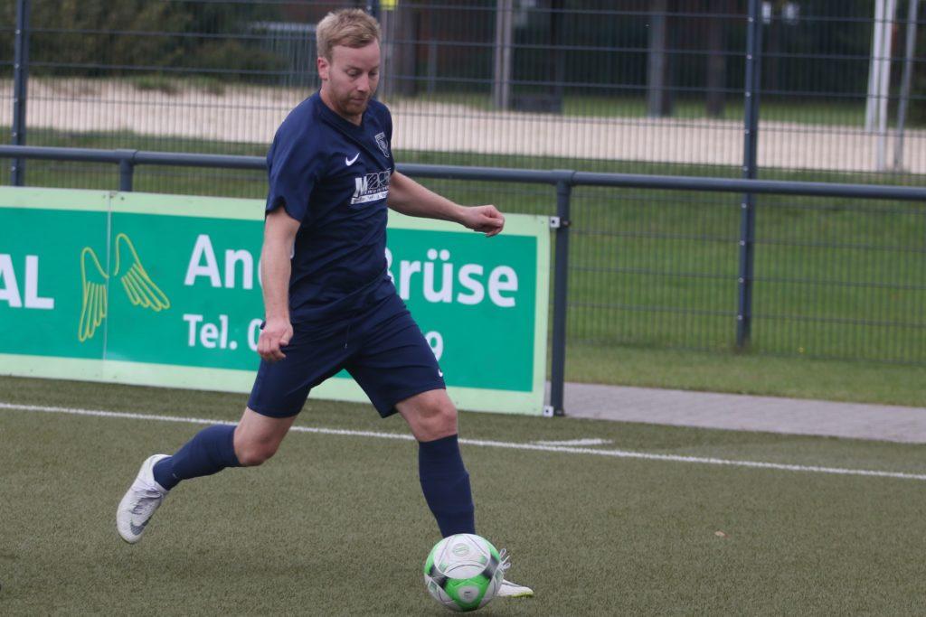 Frederik Köppeler und des PSV Bork hätten noch viele Spiele vor der Brust.