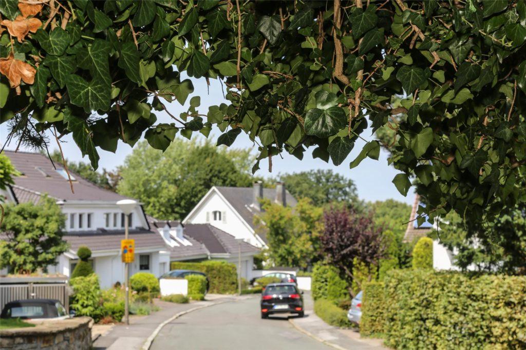 Lücklemberg im südlichen Stadtgebiet zählt zu den besten und auch teuersten Wohnlagen in Dortmund.