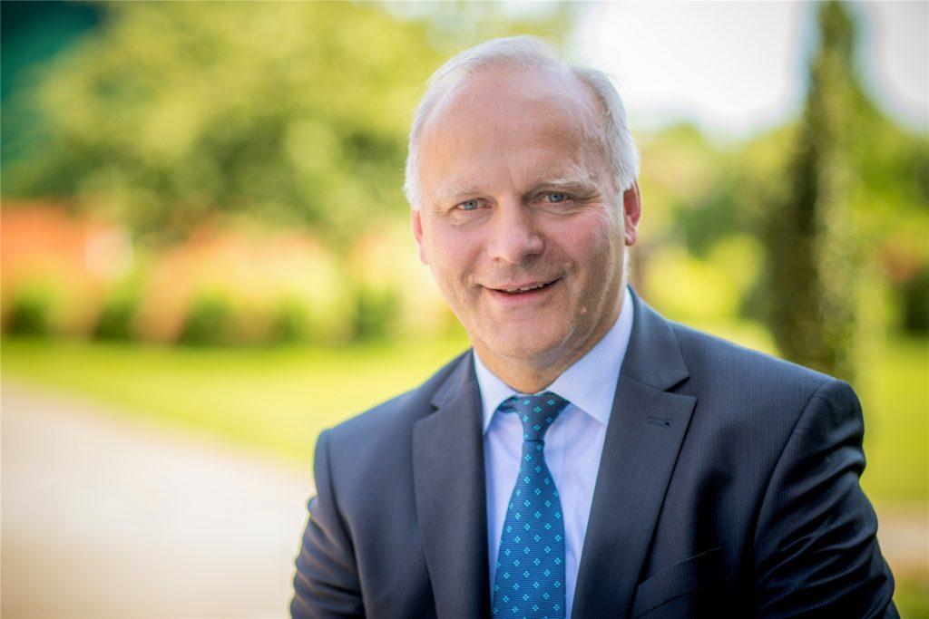 Johannes Röring aus Vreden sitzt für die CDU im Bundestag.