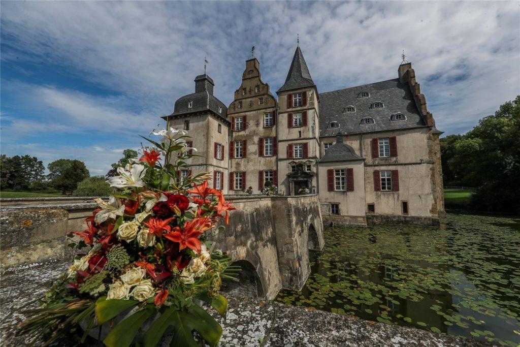 Schloss Bodelschwingh zählt zu den schönsten und bedeutendsten Wasserschlössern in Wesfalen.
