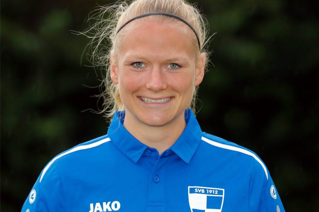 Anna Spitthoff wird dem SV Berghofen fehlen.