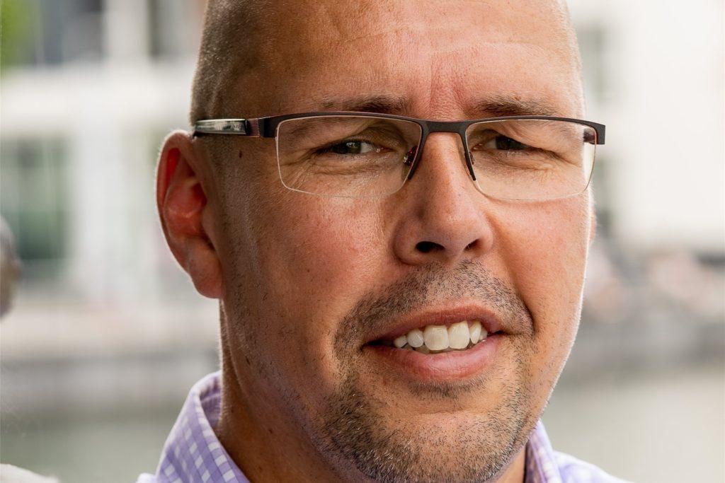 Michael Depenbrock, Fraktionsvorsitzender der CDU in der Bezirksvertretung Hörde, der sich für die Bundestagswahl im September aufstellen lassen möchte, kann sich zwischen Söder und Laschet als Kanzlerkandidaten noch nicht entscheiden.