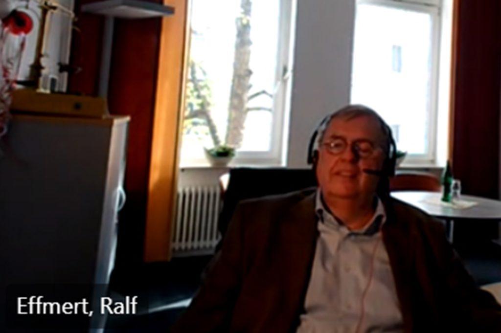 Ralf Effmert, Pflegedirektor am CKU, resümiert darüber, wie völlig auf den Kopf gestellt die Abläufe in der Pflege im vergangenen Jahr plötzlich gestellt wurden.