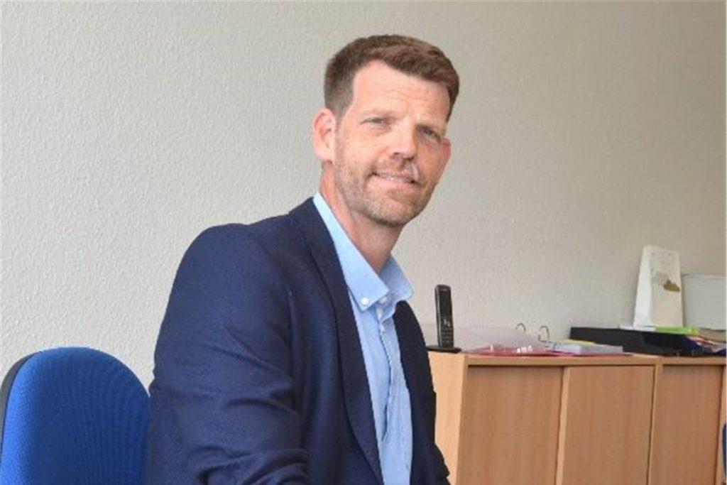 Martin Blißenbach ist Direktor der Heideschule.