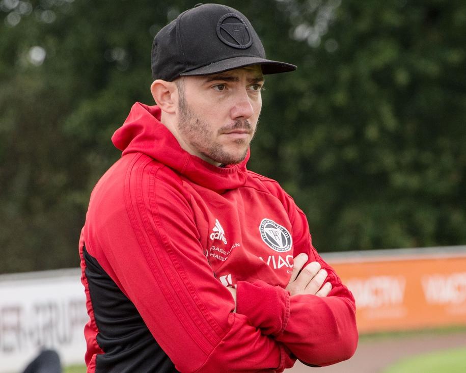 Timo Ostdorf, Trainer des TuS Haltern am See, hält die Annullierung der Spielzeit für die vernünftigste Entscheidung.