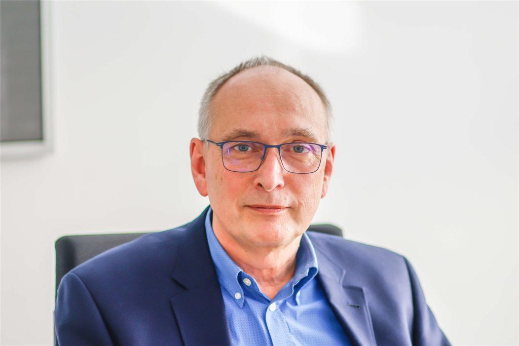 Dr. Frank Renken ist Leiter des Gesundheitsamtes in Dortmund.