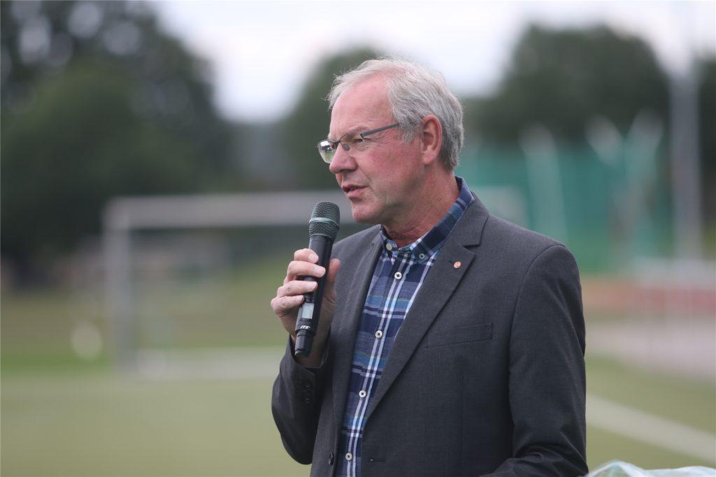 Bernhard Bußmann bedauert die Absage des Jens-Heinrichs-Gedächtnissportfestes.
