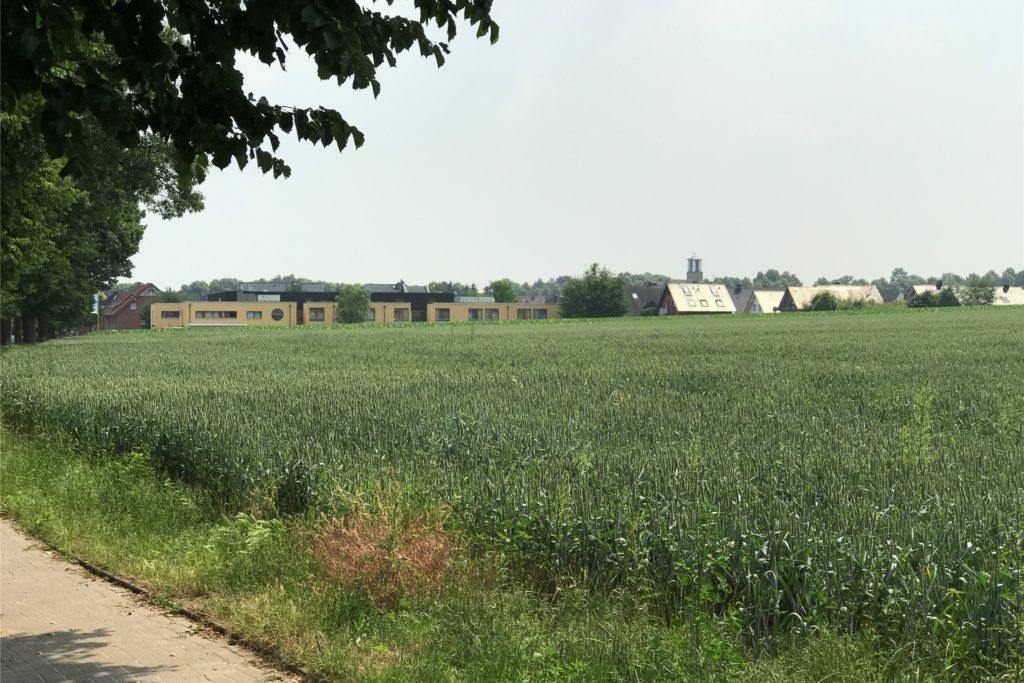 Das Baugebiet Nesberg wird von der Flächenentwicklungsgesellschaft der Stadtwerke baureif gemacht.