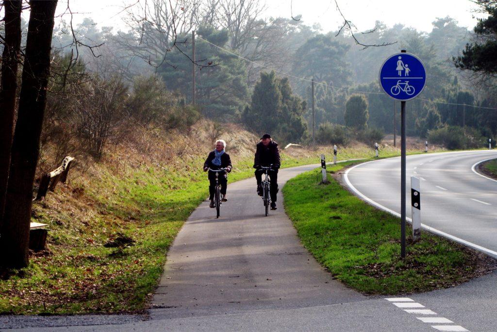 Neben klimaschonendem Flächenverbrauch ist die Radmobilität ein ganz wichtiger Beitrag für ein klimafreundliches und nachhaltiges Haltern.