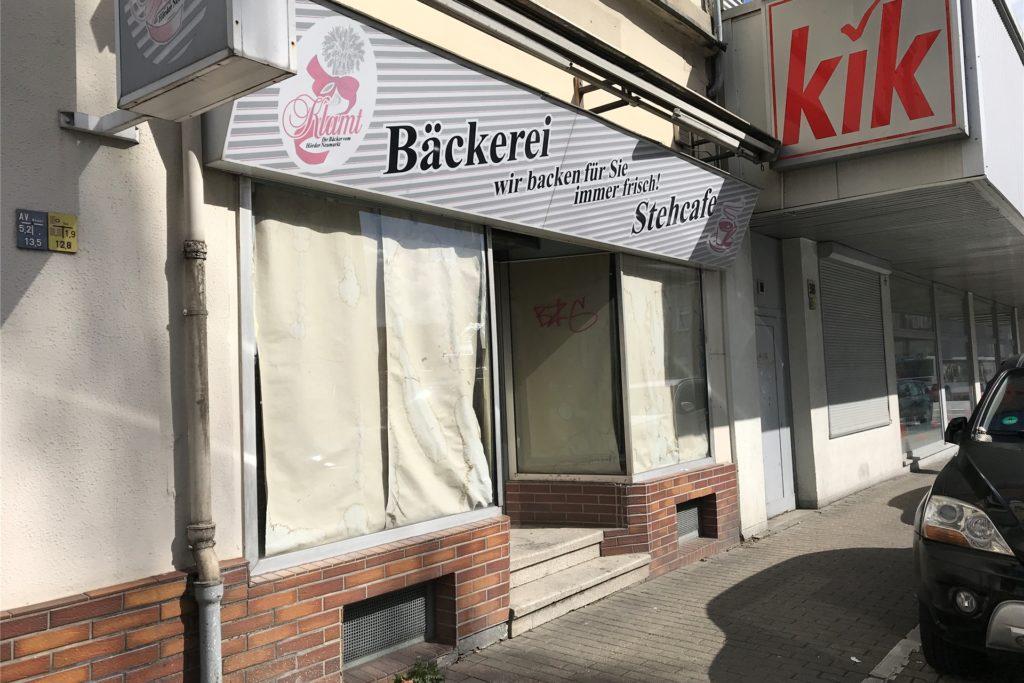 Auch das ist Realität im Stadtteil: An der Westerfilder Straße, einst blühende Einkaufsstraße mit alteingesessenen Händlern, gibt es einigen Leerstand.