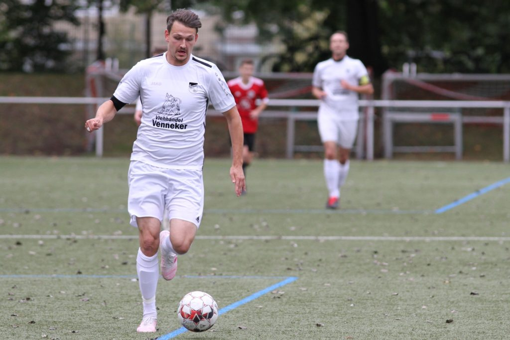Joachim Mrowiec will mit dem FC Nordkirchen in der neuen Saison wieder vorne in der Bezirksliga mitmischen.