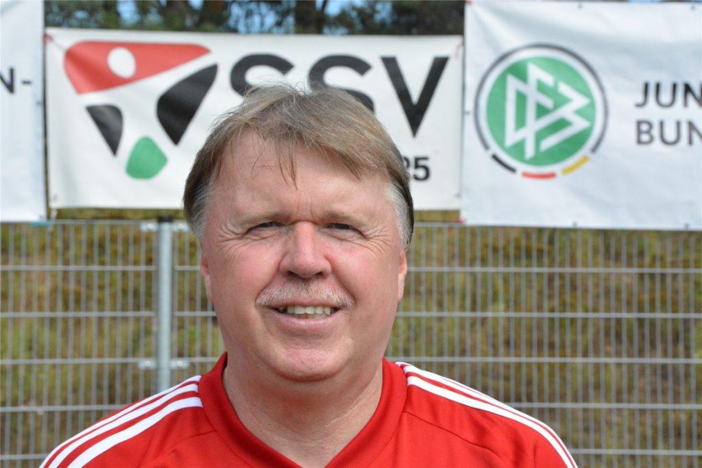 Dieter Müssner, SSV Rhade