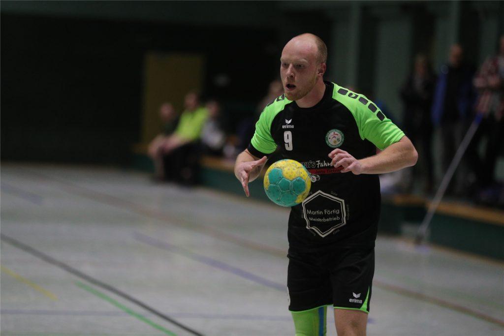 Lukas Scholten wird den SuS Olfen verlassen.