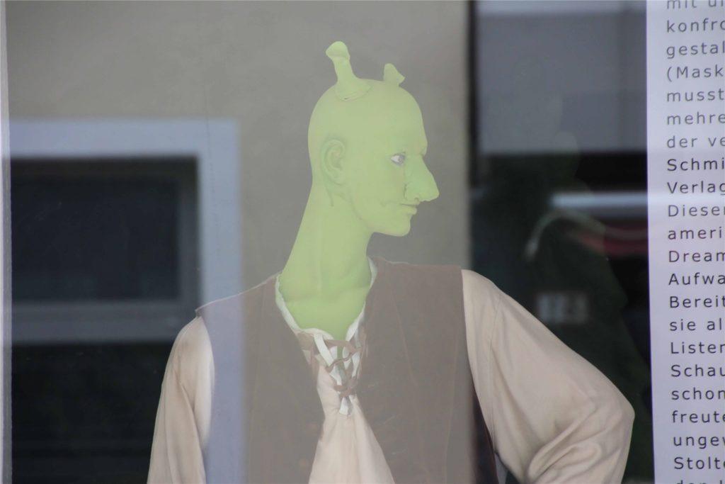 Das das Stück Shrek aufgeführt werden konnte, wusste die Freilichtbühne damals erst zwei Wochen vor der Premiere.
