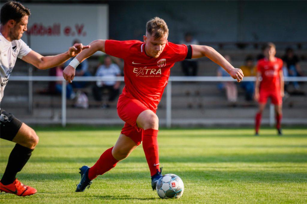 Dzanan Mujkic wird dem Lüner SV auch über den Sommer hinaus erhalten bleiben.