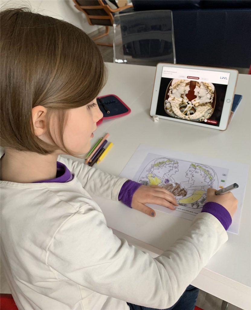 Gleich zwei digitale Familienführungen durch die neue Sonderausstellung