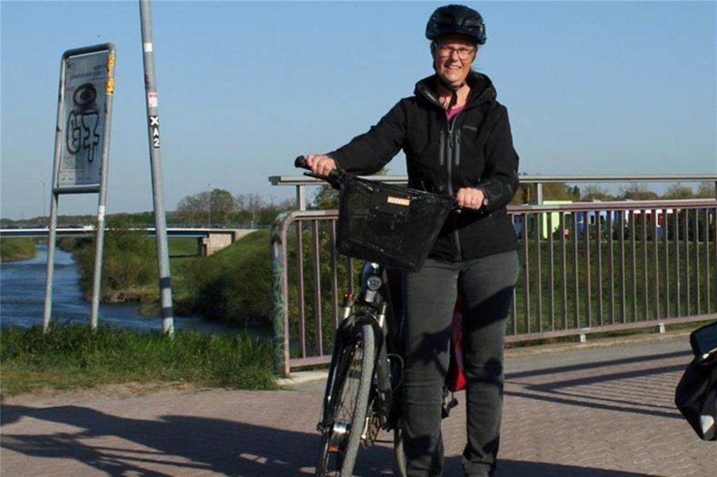 Bärbel Pötsch ist Sprecherin der ADFC-Ortsgruppe Dorsten.