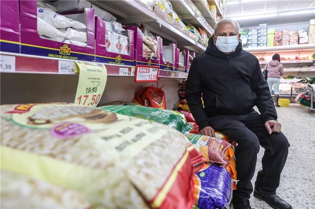 Die Auswahl an Reissorten ist riesig.