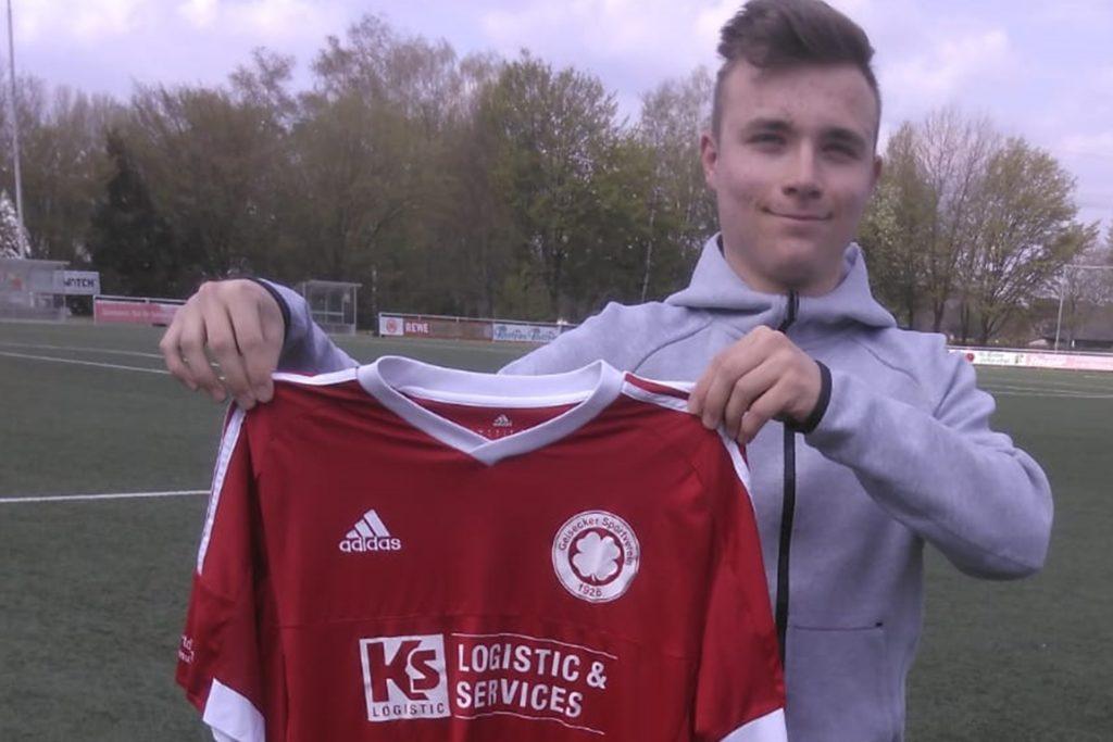 Max Wolff verstärkt den Geisecker SV zur kommenden Saison.