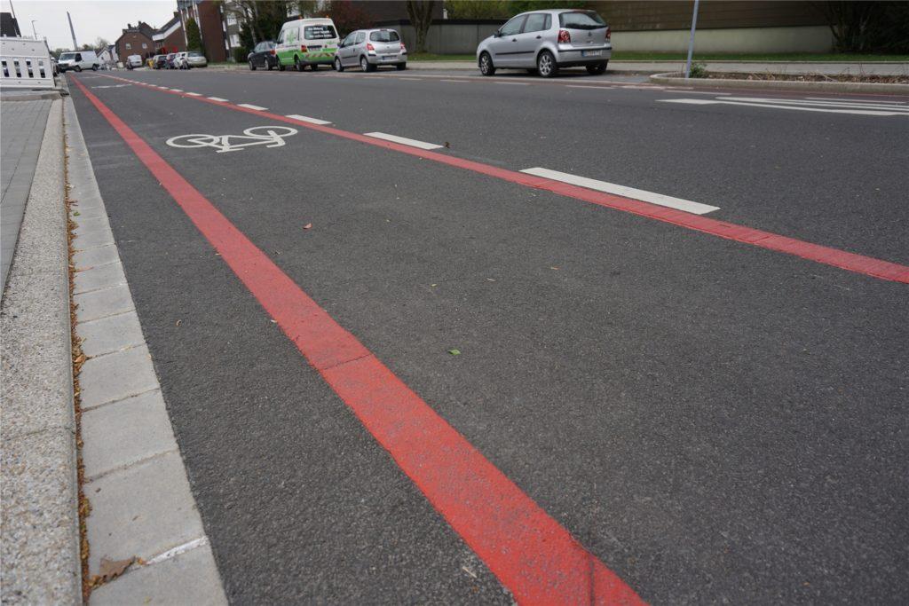 An der Schneiderstraße in Grafenwald soll künftig ein Display mit Geschwindigkeitsanzeige installiert werden.