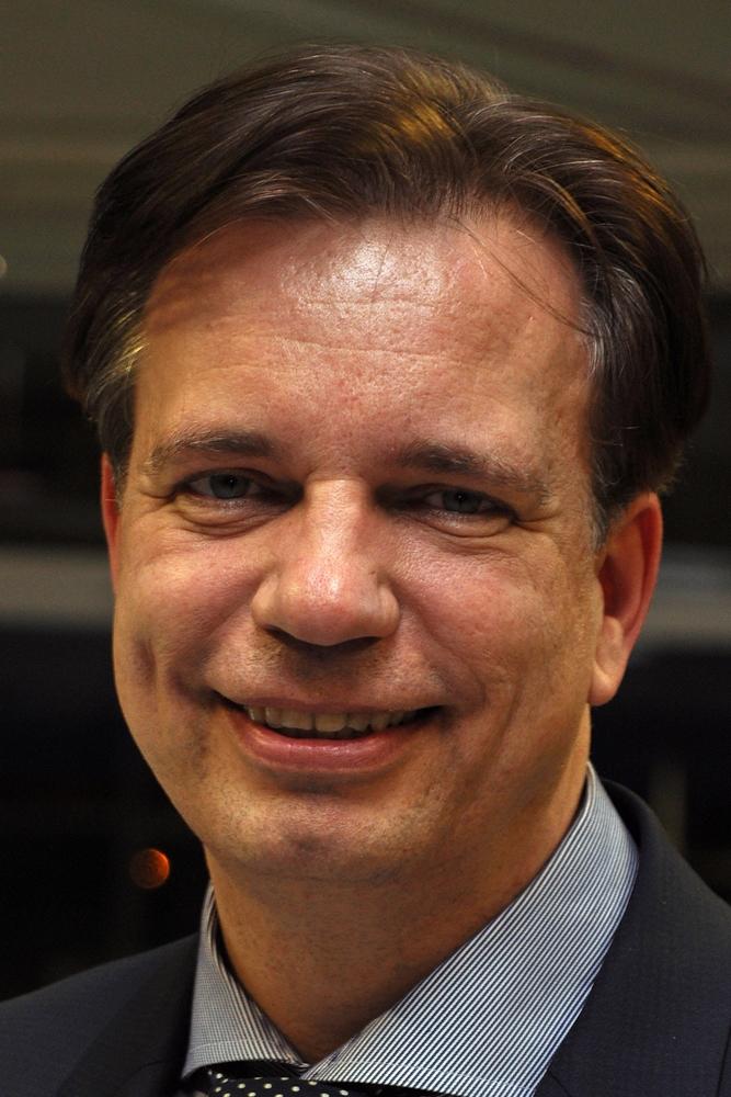 Helmut von Bohlen ist Vorsitzender des City-Rings Lünen und Geschäftsführer des gleichnamigen Immobilienbüros in der City.