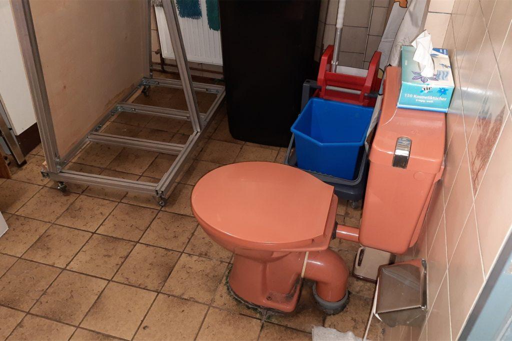 SG Feldmark erhält Fördergelder für Toilettensanierung