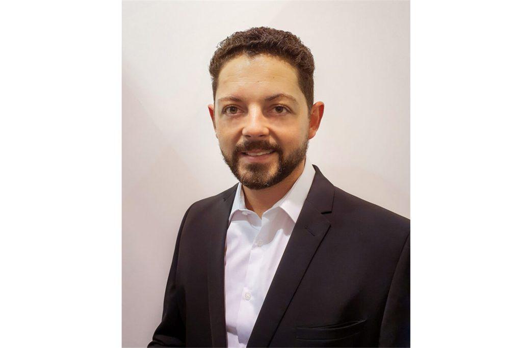 Thomas Kusnierek hat sich im September 2020 mit seiner Sicherheitsfirma in Selm selbstständig gemacht.