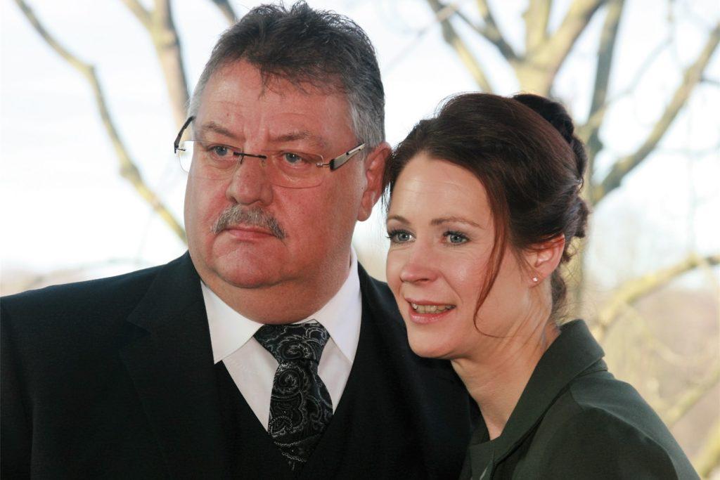 Astrid und Michael Wahl lernten sich ganz in der Nähe der Schützenwiese kennen - bei der Arbeit. Für ihre Beziehung war das Schützenfest 2015 in Henrichenburg dennoch prägend.