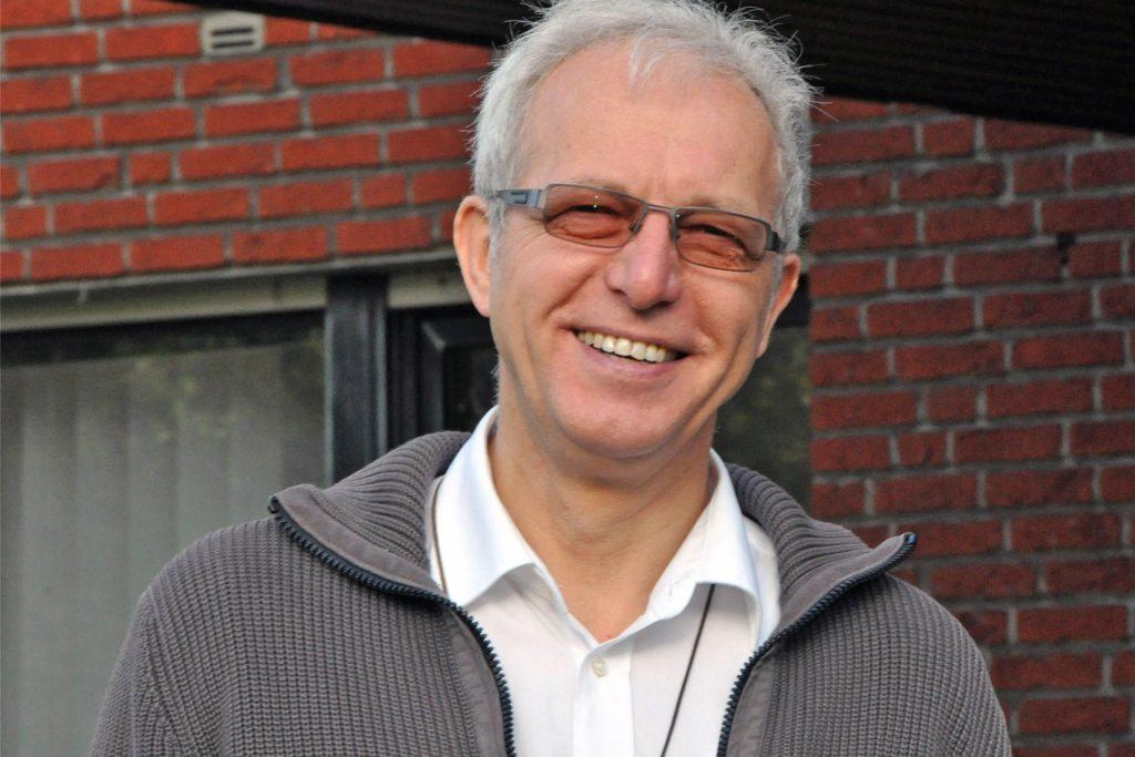 August Hüsing ist Pfarrer in der Gemeinde St. Paulus in Hervest.