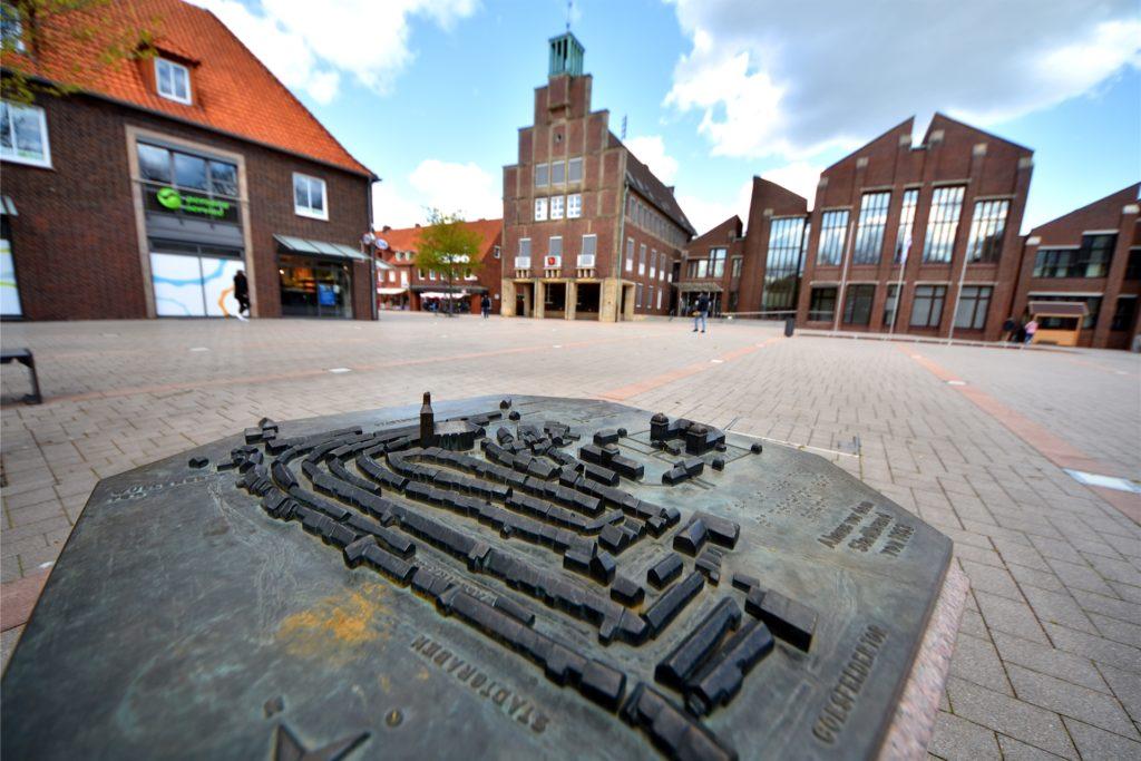 Modell ja, Modellkommune nein: Die Stadt Ahaus hat am Freitag bekannt gegeben, dass sie das Projekt Modellkommune nicht mehr umsetzen will.