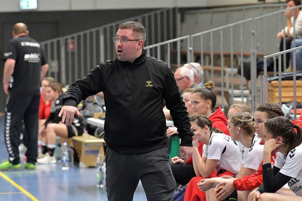 Marcel Mai wird im Handballkreis Dortmund demnächst auf andere Vereine treffen.