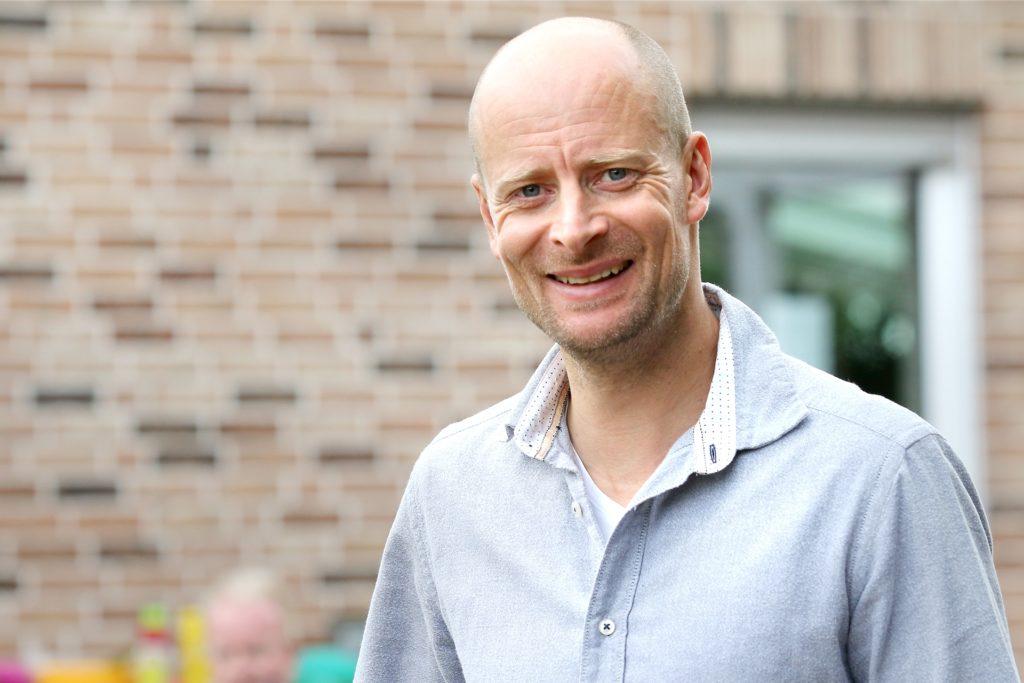 Andreas Thiveßen unterstützt das Trainerteam bei GS Cappenberg.