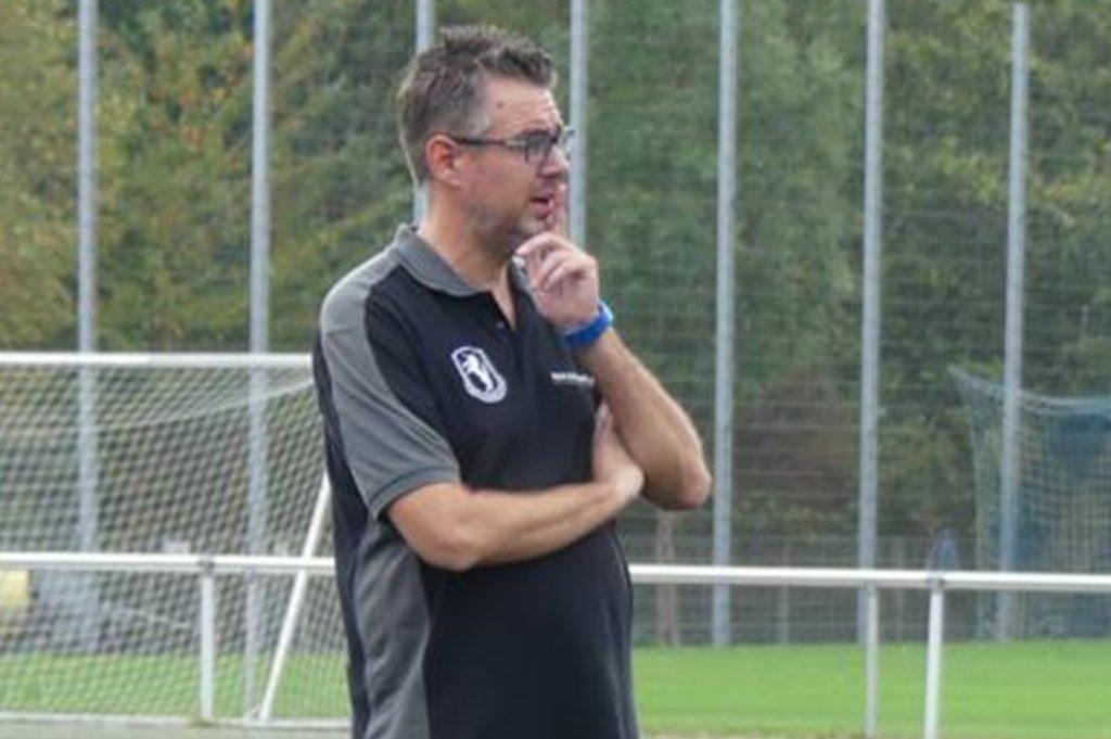 Thorsten Vieth ist bereits seit acht Jahren als Jugendtrainer beim BSV Heeren aktiv.