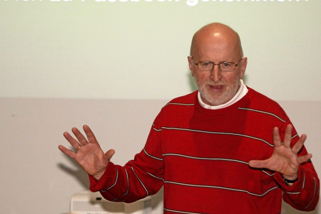 Josef Korthues verfolgt die Entwicklungen in Israel mit Schrecken. Zwölf Mal hat er das Land besucht und den Jugendaustausch mit Ahaus aufgebaut.