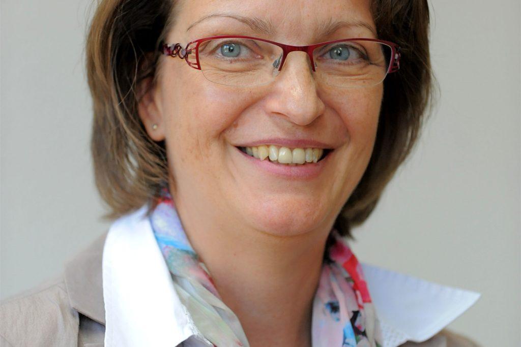 RTG-Rektorin Bärbel Eschmann dankt den Eltern für ihre Unterstützung und Empathie.