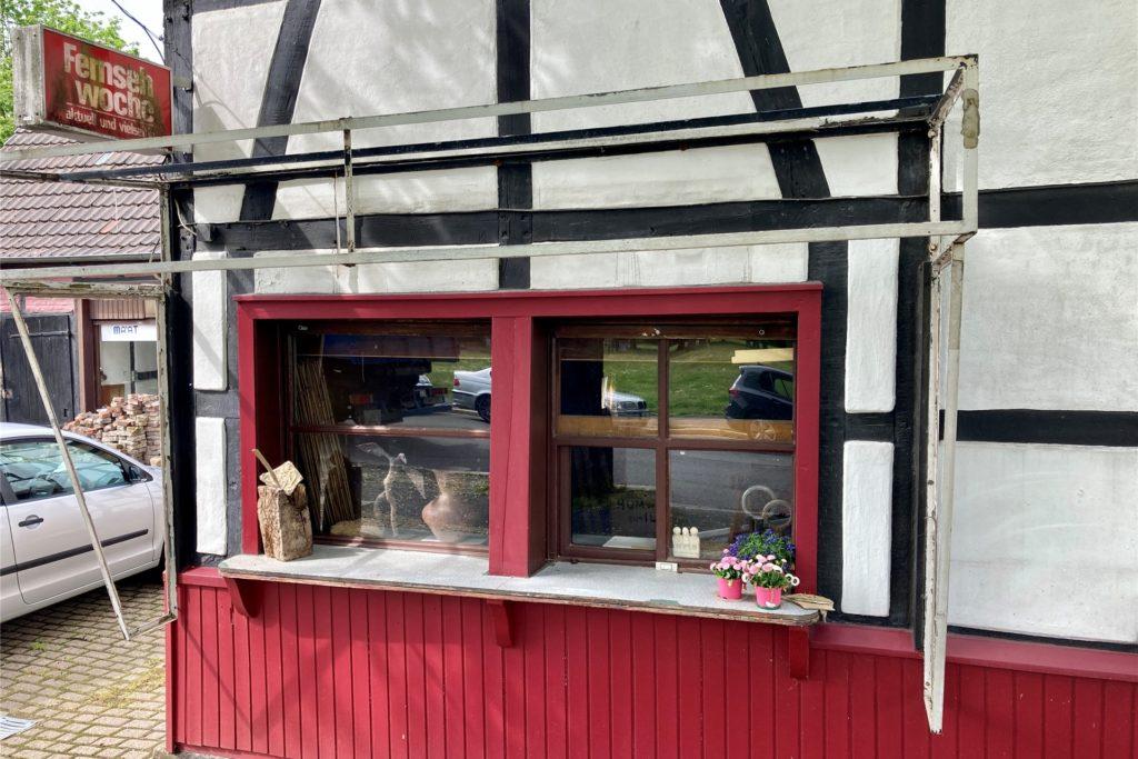 Im ehemaligen Stallbereich, der 1860 angebaut worden war, wurde ab 1958 für viele Jahre ein Kiosk betrieben.