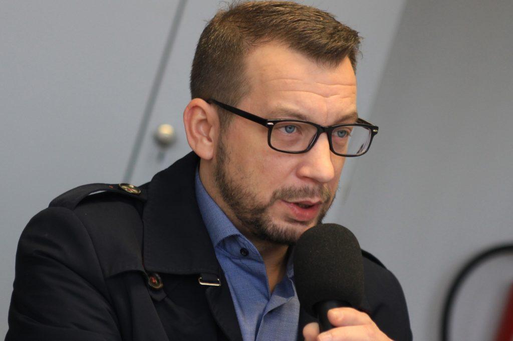 Sascha Holz ist Vorsitzender der Fachschaft Fußball beim Stadtsportverband.