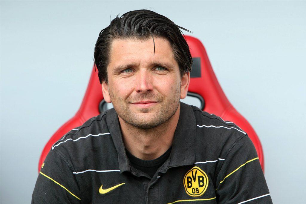 Peter Hyballa war von 2007 bis 2010 Trainer der Dortmunder U19.