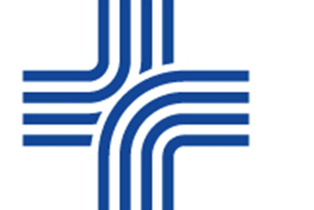 Das neue Logo der Katholischen St. Paulus Gesellschaft wird bald an der Fassade und auch an den Kitteln der Mitarbeiter des Marienkrankenhauses erscheinen.
