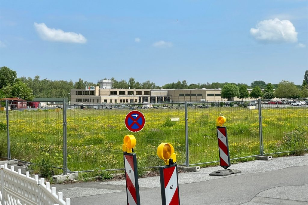 Der Bebauungsplan wird nun auf das frühere Doego-Gelände an der Feldstraße erweitert.