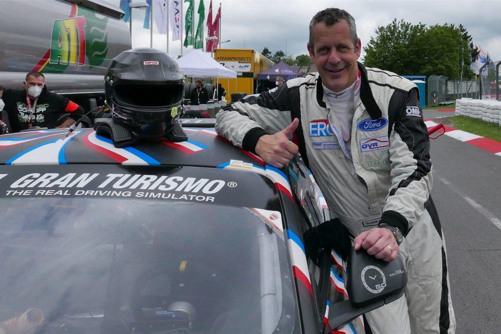 Oliver Sprungmann, 24-Stunden-Rennen am Nürburgring