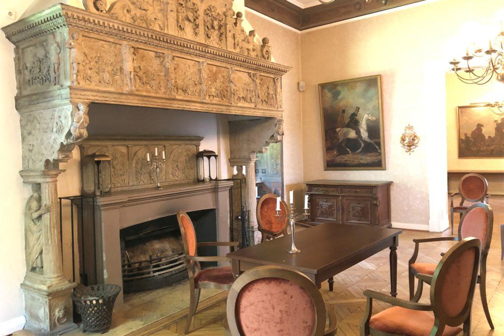 Das Haus Goldschmieding mit seinem historischen Kaminzimmer ist einer der Ambientetrauorte in Castrop-Rauxel.