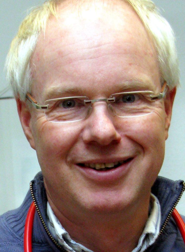 Kinderarzt Dr. Jörg-Ulrich Hassel praktiziert in Haltern.