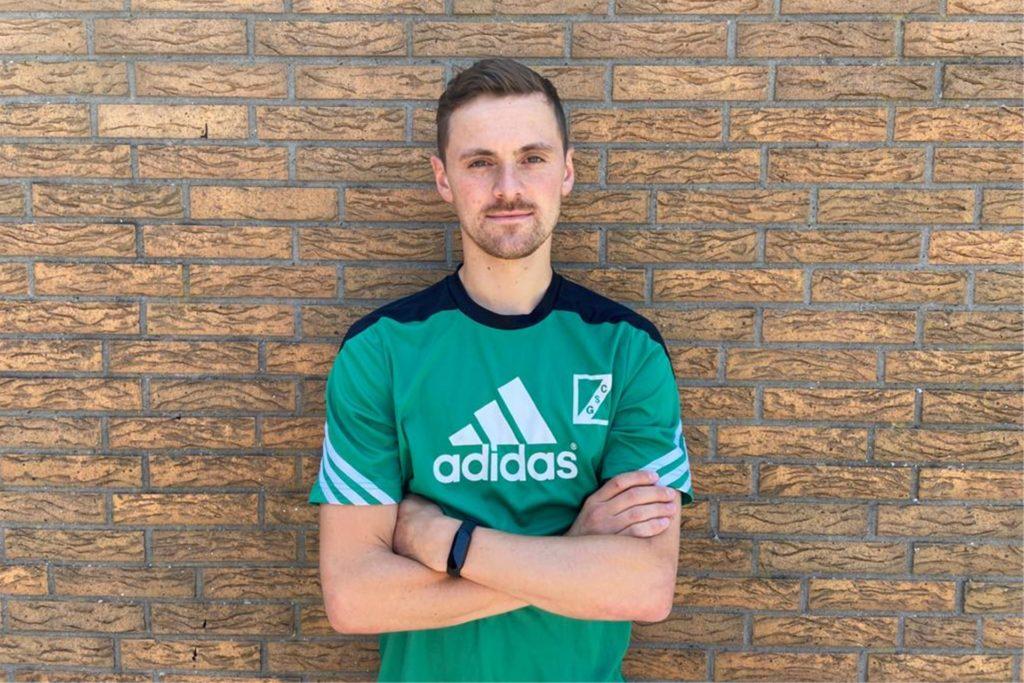 Florian Schuch verstärkt die Reserve von GS Cappenberg.
