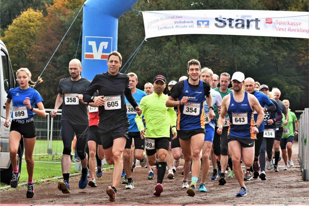 Marathonstaffel des SV Lembeck