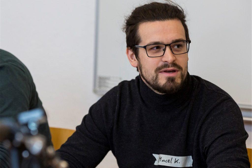 Für Marcel König war es wichtig, dass Betriebsmeister und Leitstandfahrer bei der Entwicklung des Assistenzsystems beteiligt wurden.