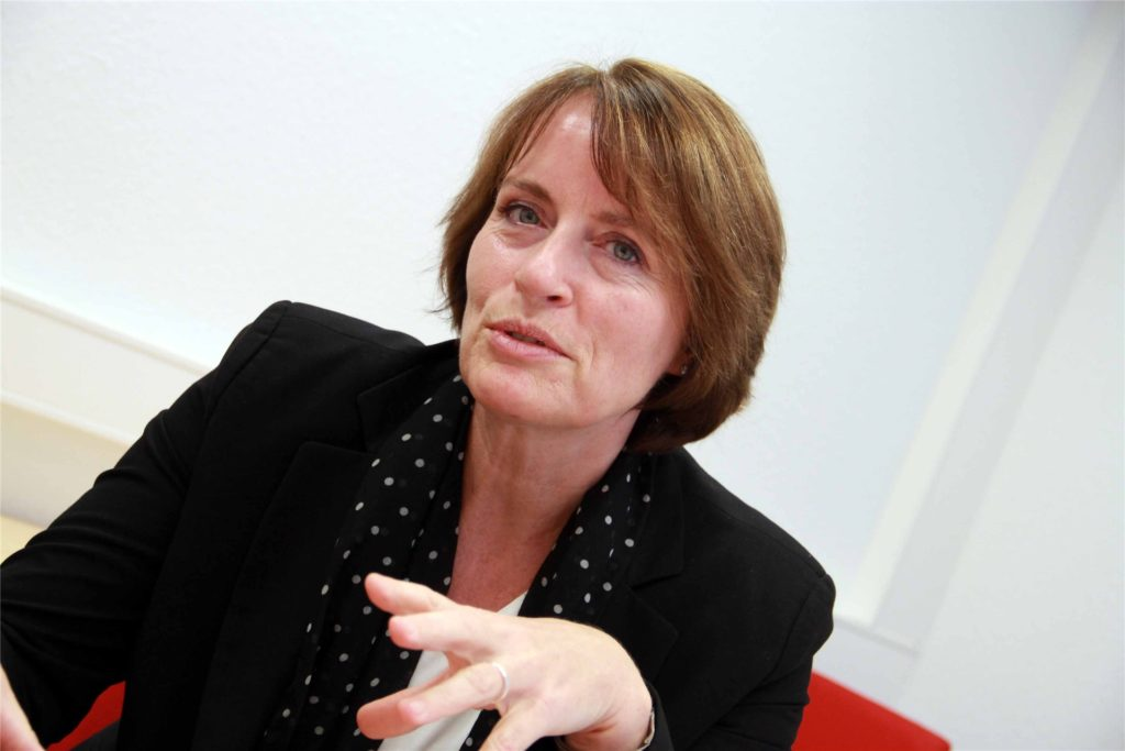 Anke Hormel, Energieberaterin bei der Verbraucherzentrale in Castrop-Rauxel.