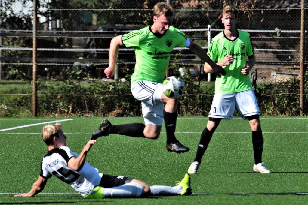SV Lembeck - SV Altendorf-Ulfkotte