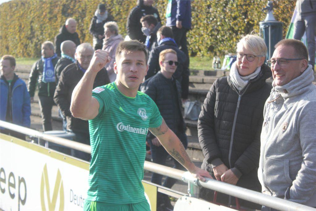 Mittlerweile kickt Robin Schultze wieder in der Oberliga Westfalen für den Holzwickeder SC.